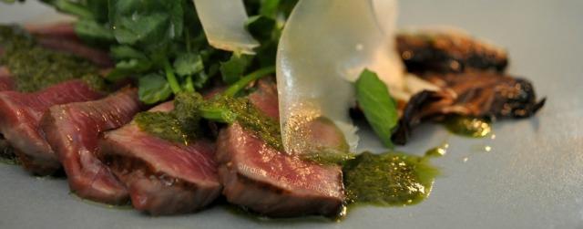 Burdock's Beef Striploin